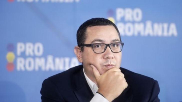 Ponta, APEL după sondajul IMAS: TOȚI social-democrații să facă front comun anti-Dragnea