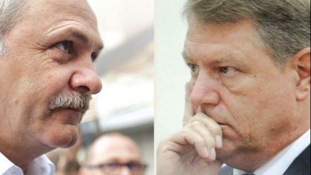 Iohannis vs Dragnea