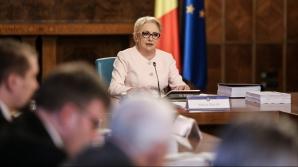 Viorica Dăncilă, anunț de ultimă oră despre pensii și salarii. Guvernul A DECIS / Foto: Inquam Photos / George Calin