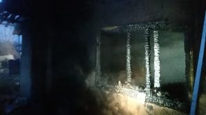 Dramă în Vaslui: Mamă și fiu, arși de vii în propria casă