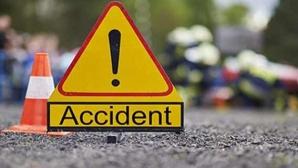 Accident rutier grav în Ialomiţa: Două persoane au murit