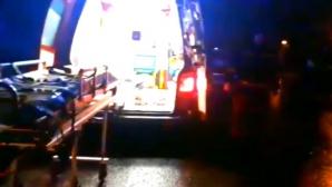Accident grav în Olt: O femeie a fost lovită mortal de un autoturism