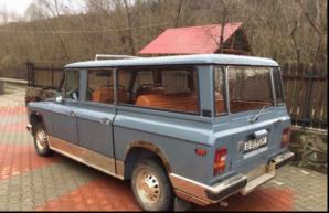 Mașina ARO a lui Ceaușescu, greu de vândut