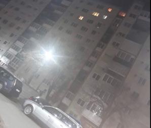 Crimă urmată de sinucidere, Arad
