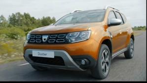 Dacia Duster Pick-up intră în producția de serie