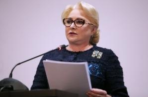 Dăncilă bifează încă o gafă. Premierul confundă căile ferate cu drumurile / Foto: gov.ro