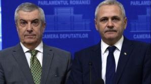 Dragnea și Tăriceanu, la ședința pe buget
