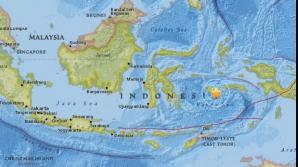 Cutremur în Indonezia