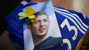 Un corp a fost recuperat din epava avionului în care se afla fotbalistul argentinian Emiliano Sala