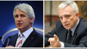 Teodorovici vs Isarescu