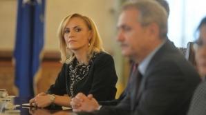 Firea vrea dezbatere pe buget cu Dragnea