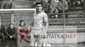 Gica Hagi la Steaua, in 1989. Arhiva: Cristian Otopeanu