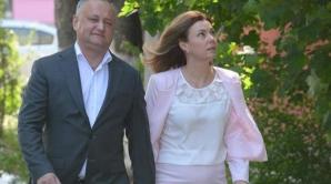 Soția lui Igor Dodon