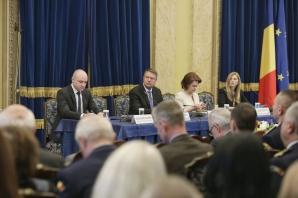 Klaus Iohannis - bilanțul Ministerului Public