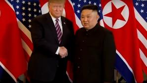 Trump și Kim Jong-un, al doilea summit