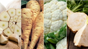 4 legume albe pentru meniul tău de iarnă