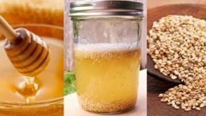 Amestecul de semințe și miere care îți transformă organismul de la prima oră a zilei