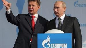 Gazprom deține supremația