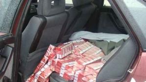 Pensionară din Iaşi, cu dosar penal pentru contrabandă cu ţigări