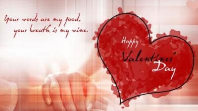 MESAJE DE VALENTINE'S DAY: Cele mai frumoase mesaje şi felicitări de Ziua Îndrăgostiţilor