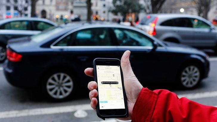 Era cu amantul și a comandat un Uber. Când a urcat în mașină, a înghețat