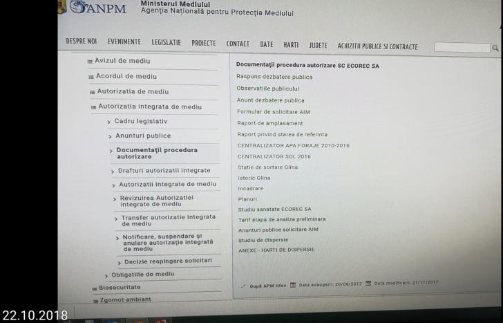 <p>Documente APM Ilfov</p>