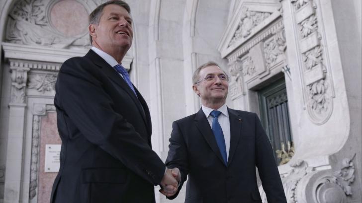 """Iohannis, la bilanțul Ministerului Public. Lazăr: """"Instituțiile judiciare, puse sub presiuni mari"""" / Foto: Inquam Photos / George Calin"""
