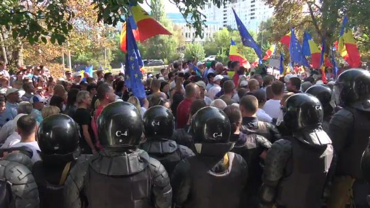 Alegeri R. Moldova. Ambasada SUA, atenționare privind pericolul unor dezordini în masă