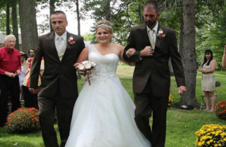 Tatăl miresei a oprit nunta, a mers la tatăl vitreg al femeii şi..şoc! Invitaţii, uimiţi ce a făcut