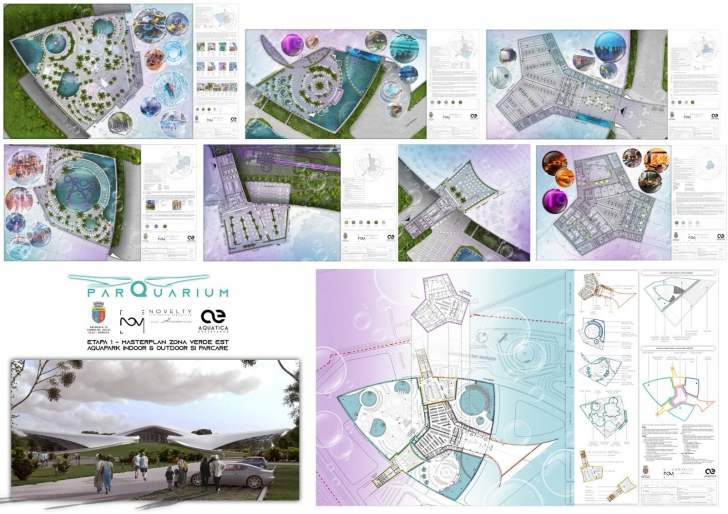 Clujul va avea un Aquak Park de peste 120.000 de metri pătraţi