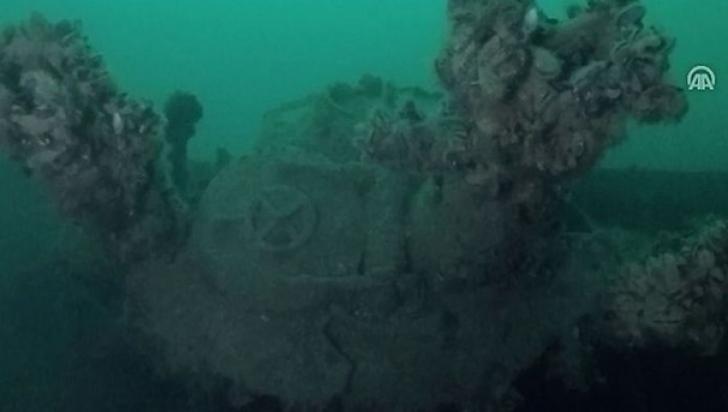 Descoperire fantastică. Submarinul pierdut al lui Hitler, găsit în adâncurile Mării Negre