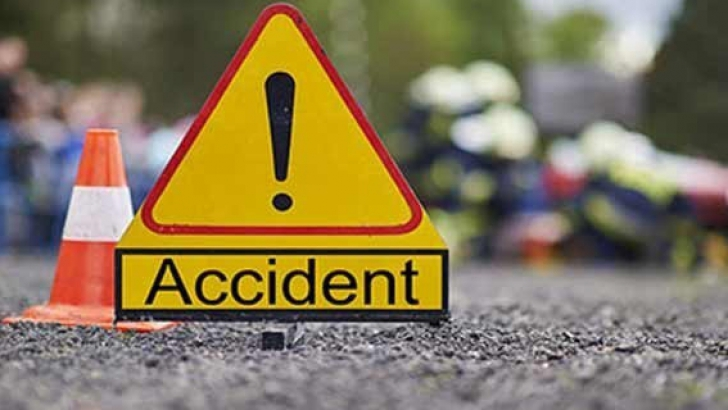 Accident rutier grav pe DN1