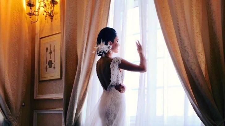 Adelina Pestritu se marita in acest weekend