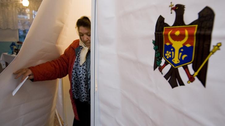 """Alegeri Republica Moldova: rezultate parțiale. """"Cele mai nedemocratice alegeri din istoria țării!"""""""