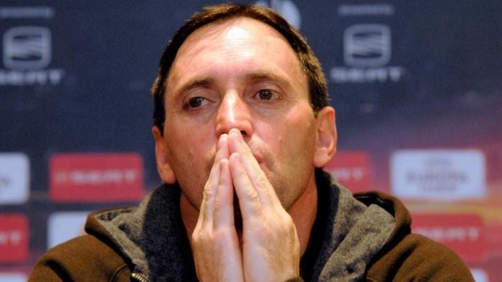 CFR Cluj şi-a dat afară antrenorul. UPDATE: L-au convins pe Dan Petrescu să revină