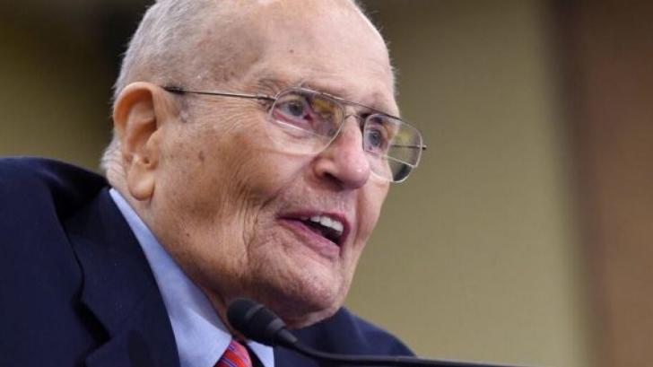 John Dingell, cel mai longeviv congresmen din istoria SUA, a murit la vârsta de 92 de ani