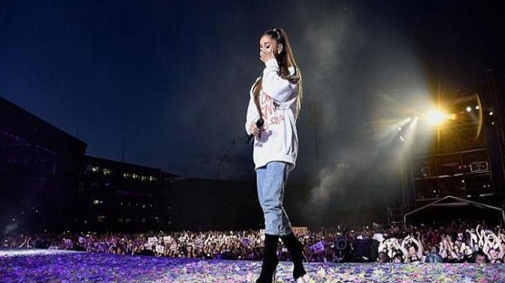 Ariana Grande se întoarce la Manchester după doi ani de la atacul terorist