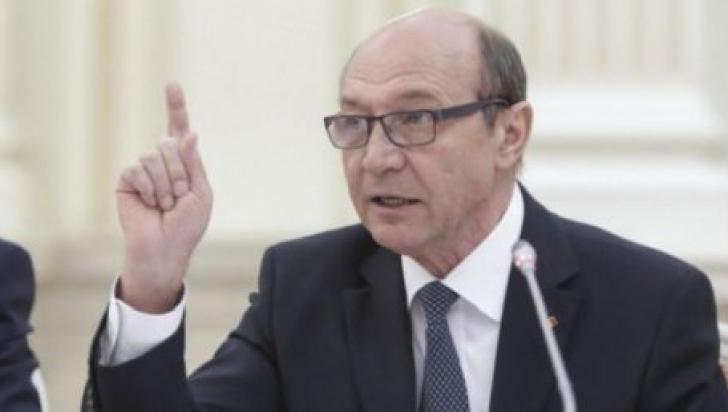 Traian Băsescu, atac la Tudorel Toader