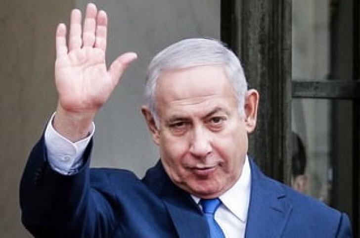 Reacţia lui Benjamin Netanyahu, după ce a aflat că va fi inculpat în 3 dosare penale