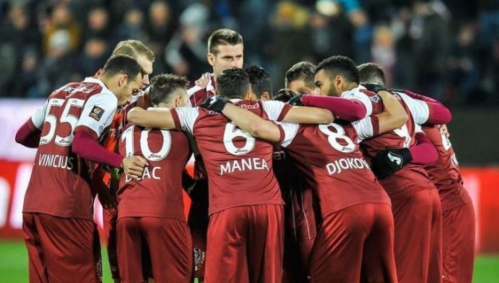 CFR Cluj, victorie importantă în Cupa României