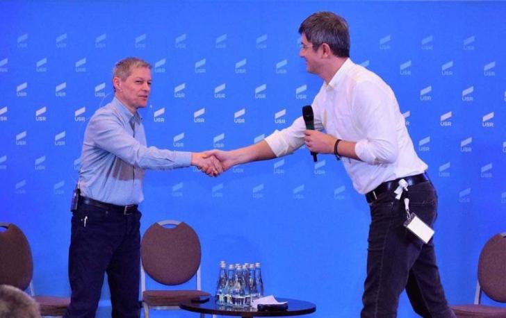Surse: Tensiuni în Alianţa USR+Plus, Cioloş e acuzat că n-o susţine pe Kovesi