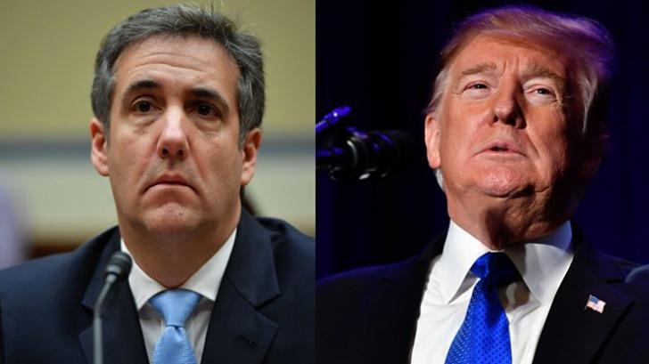 Cohen vs Trump