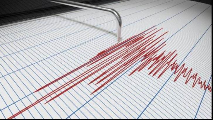 Cutremur în Vrancea, marți dimineața
