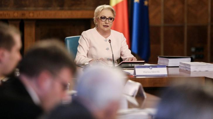 Dăncilă anunță un buget ,,record'' în 2019