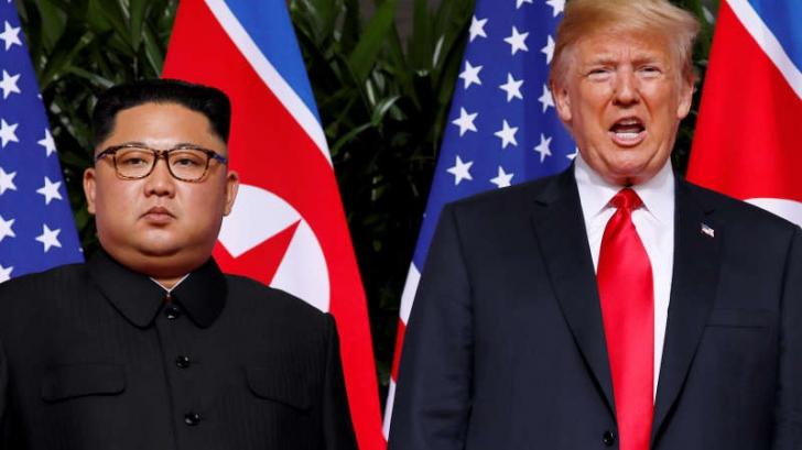Donald Trump, reacție neașteptată înainte de întâlnirea cu liderul nord-coreean