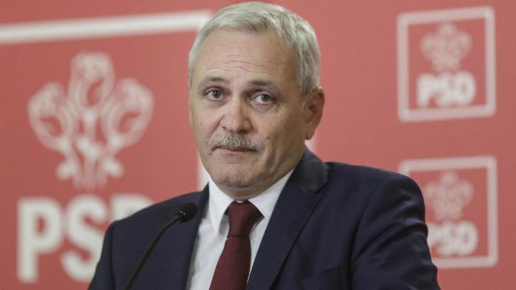 """Liviu Dragnea îl atacă pe Iohannis cu alocațiile: """"Calcă pe cadavre pentru un nou mandat"""""""
