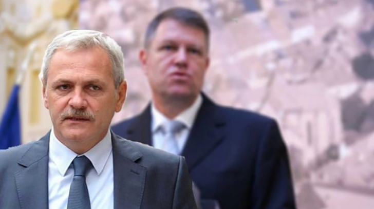 PSDragnea, un nou atac la adresa lui Klaus Iohannis!