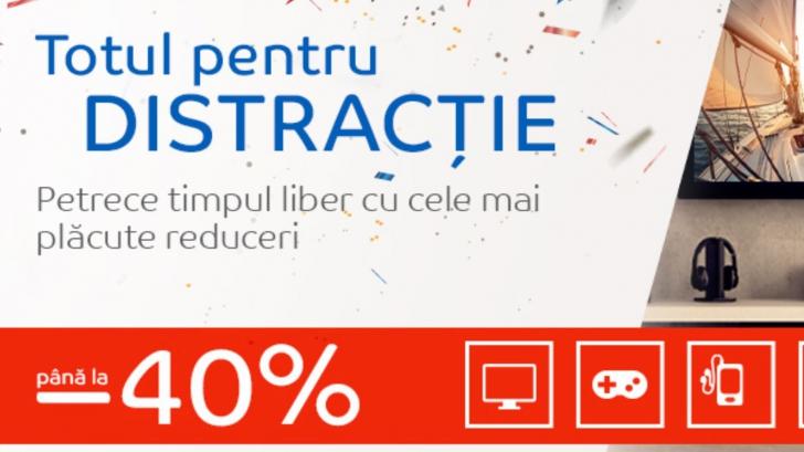 eMAG Entertainment Days – Cum isi distreaza clientii cel mai mare retailer online din Romania