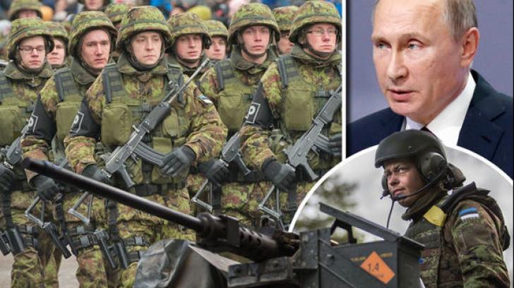 Rusia se pregătește de RĂZBOI