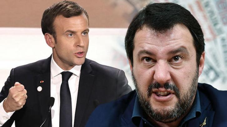 Tensiunile diplomatice dintre Franța și Italia iau amploare